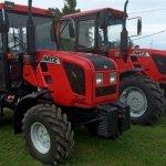В Чеченской республике будут собирать белорусскую сельхозтехнику