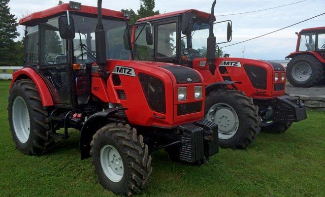 Белорусские тракторы будут собирать в Чечне