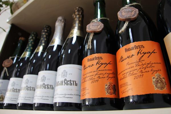 """Винзавод """"Новый свет"""" покупает большую площадь для закладки своих виноградников"""