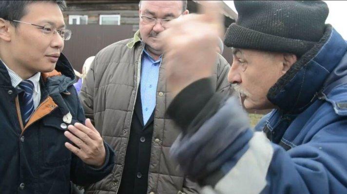 Жители Чувашии против строительства китайцами молочного завода