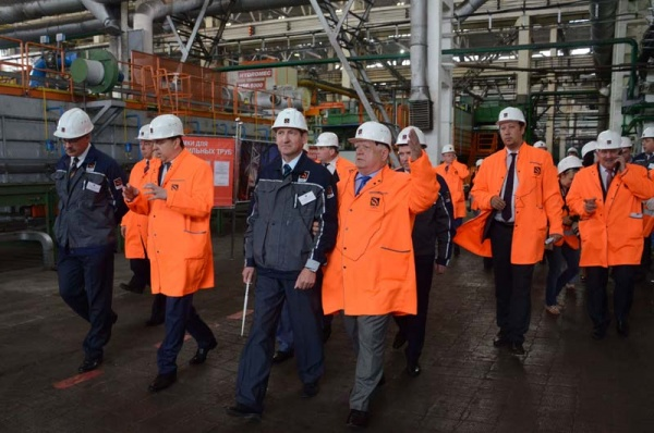 Представители 150 российских машиностроителей посетили Челябинскую и Свердловскую область