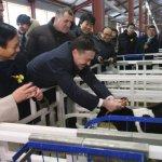 В Тюменской области вьетнамский концерн «TH true milk» намерен создать сеть крупных молочно-товарных ферм