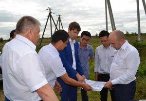 В Чувашии китайская компания планирует строительство агропарка