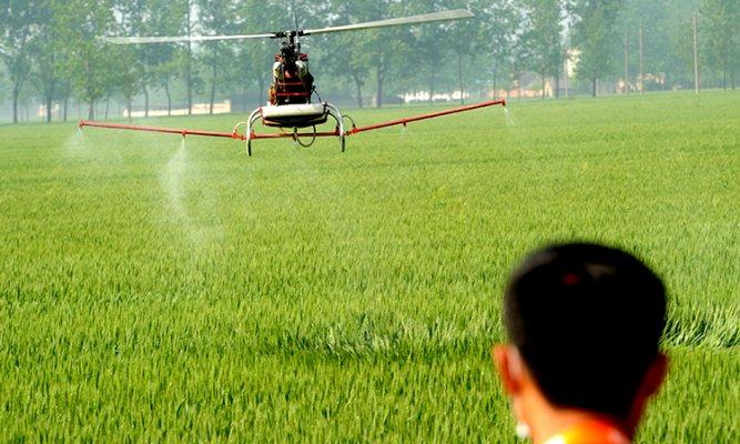 В Уральском аграрном государственном университете молодые ученые создали уникальный летательный беспилотный аппарат для сельского хозяйства