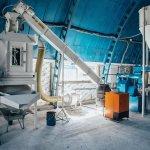 Новое производство комбинированных кормов запустили в Ульяновской области