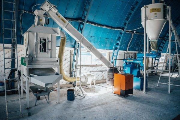 В Ульяновской области появился очередной комбикормовый завод