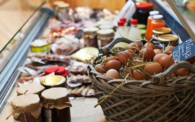 Магазин с продовольственными товарами местных производителей открылся в Костроме
