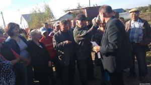 Жители Чувашии протестуют против строительства китайского молочного завода