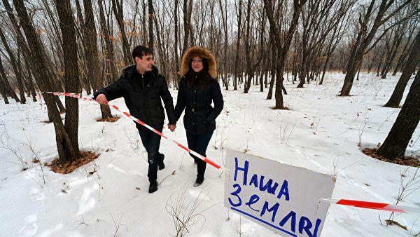 """Программа """"Дальневосточный гектар"""" успешно реализуется в Забайкалье"""