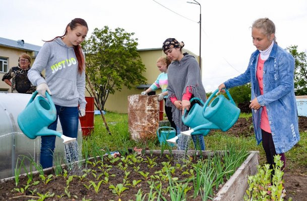 В школах Свердловской области открывают агроклассы