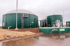Уникальный биогазовый комплекс запустили в Ленинградской области