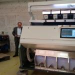 Компания «СиСорт» представила на международной выставке в Германии фотосепаратор повышенной точности