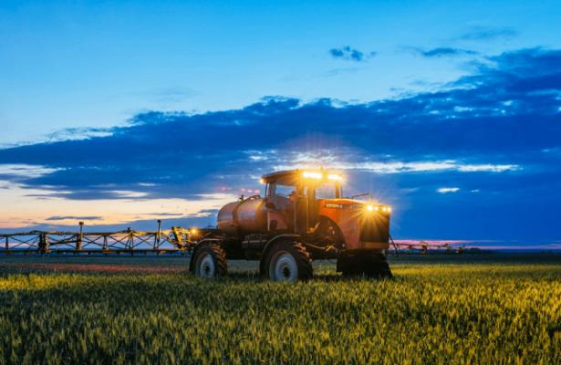 Компания Ростсельмаш получила серебрянную медаль на международном конкурсе за систему ночного видения для сельхозмашин