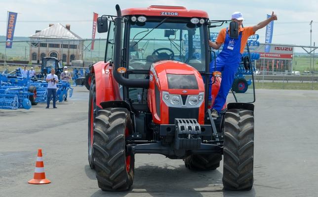 Чешский трактор поменял прописку на Россию