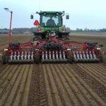 В Ставропольском крае из двух миллионов гектаров посевов застрахуют 400 гектаров