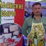 В Ульяновской области фермерская семья выпускает овечьи сыры