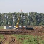 В республике Татарстан строится молочно-товарный комплекс
