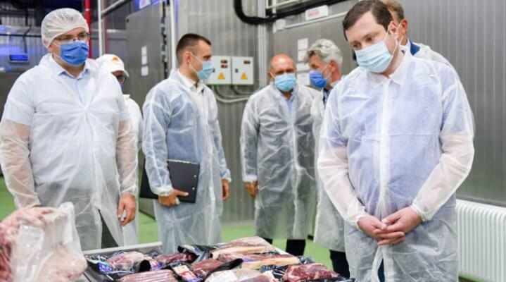 Компания «Наша житница» модернизирует животноводческий комплекс в Смоленской области
