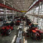 ГК «Ростсельмаш» к 2022 году завершит строительство нового тракторного завода